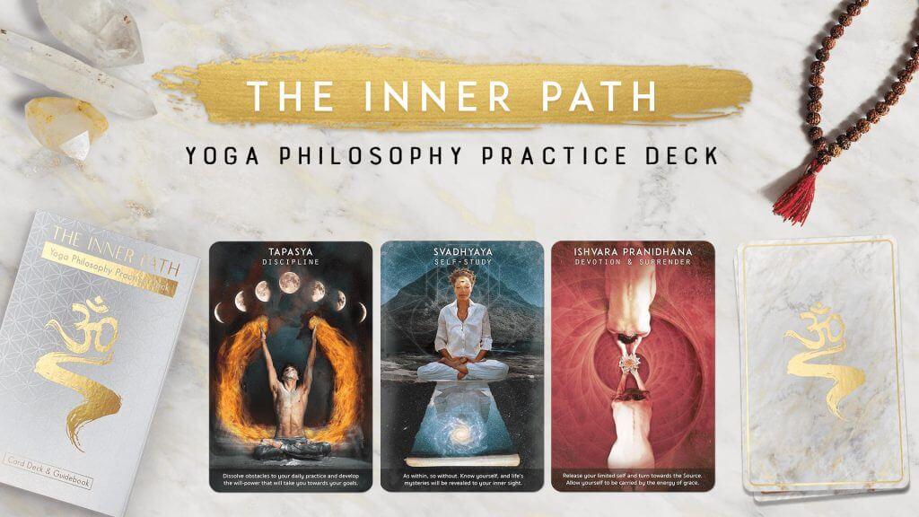 Inner Path Deck - Yoga Philosophy Practice Deck